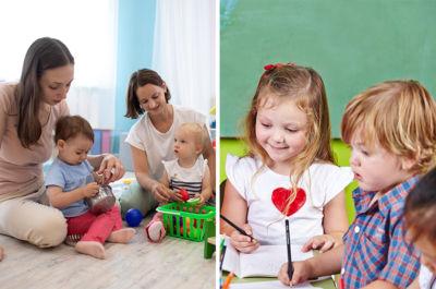 diferencias entre ludoteca guarderia y escuela infantil - superfriends
