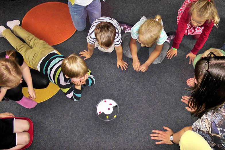 beneficios de la guarderia en niños de hasta 3 años